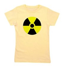 Radioactive Trefoil Girl's Tee
