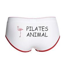TOP Pilates Animal Women's Boy Brief