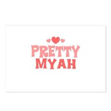 Myah Postcards (Package of 8)