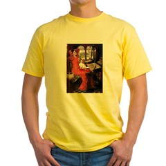 The Lady's Cavalier Yellow T-Shirt
