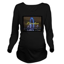The London Eye - Pro photo Long Sleeve Maternity T