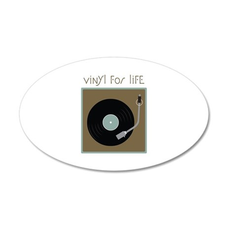 Vinyl For Life Wall Decal