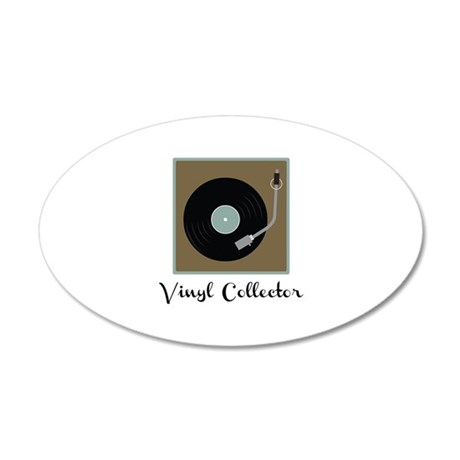 Vinyl Collector Wall Decal