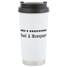 Unique Journalist Travel Mug