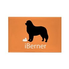 iBerner Rectangle Magnet (10 pack)