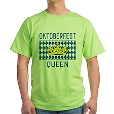 OKTOBERFEST Queen T-Shirt