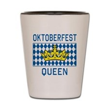 OKTOBERFEST Queen Shot Glass