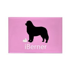 iBerner Rectangle Magnet (100 pack)