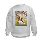 Spring & Cavalier Kids Sweatshirt