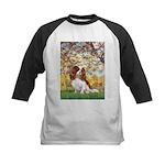 Spring & Cavalier Kids Baseball Jersey