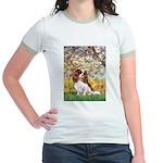 Spring & Cavalier Jr. Ringer T-Shirt