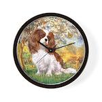 Spring & Cavalier Wall Clock
