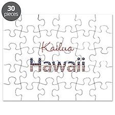Custom Hawaii Puzzle