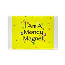 Cute Law of attraction Rectangle Magnet