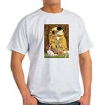 The Kiss & Cavalier Light T-Shirt