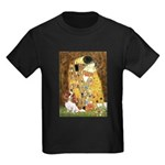 The Kiss & Cavalier Kids Dark T-Shirt