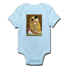 The Kiss & Cavalier Infant Bodysuit