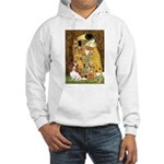 The Kiss & Cavalier Hooded Sweatshirt