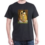 The Kiss & Cavalier Dark T-Shirt