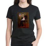 Lincoln's Cavalier Women's Dark T-Shirt