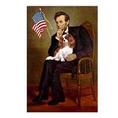 Lincoln's Cavalier Postcards (Package of 8)
