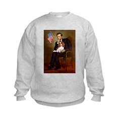 Lincoln's Cavalier Kids Sweatshirt
