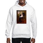 Lincoln's Cavalier Hooded Sweatshirt