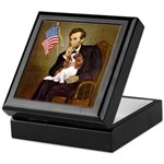 Lincoln's Cavalier Keepsake Box