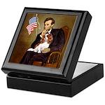 Lincoln's Cavalier Keepsake Box