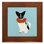 Circus Chion Framed Tile