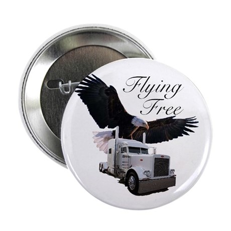 "Flying Free 2.25"" Button (10 pack)"