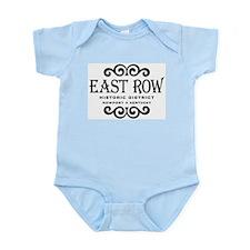East Row Infant Bodysuit
