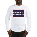 Kerry Edwards 2-sided Long Sleeve T-Shirt