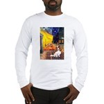Cafe & Cavalier Long Sleeve T-Shirt