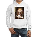 The Queen's Cavaliler Hooded Sweatshirt