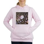 Diamonds and Pearls Women's Hooded Sweatshirt