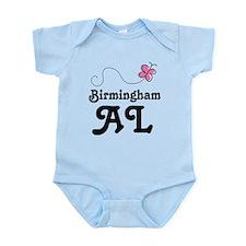 Birmingham Alabama Infant Bodysuit