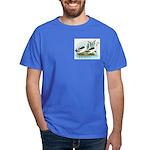 Magpie Drake and Duck Dark T-Shirt