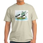 Magpie Drake and Duck Light T-Shirt