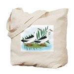 Magpie Drake and Duck Tote Bag
