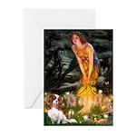 Fairies & Cavalier Greeting Cards (Pk of 10)