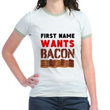 Wants Bacon T-Shirt
