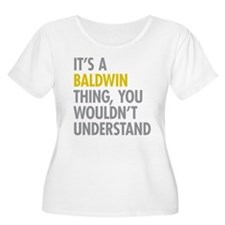 Baldwin NY Th T-Shirt