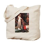 Princess & Cavalier Tote Bag