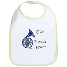 Got French Horn? Bib