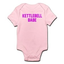 Kettlebell Babe Body Suit