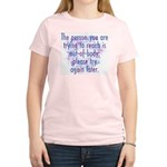 Out of Body Women's Light T-Shirt