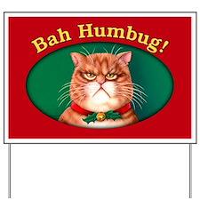 Humbug Yard Sign