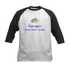 grampas fishin buddy Baseball Jersey