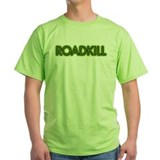 Roadkill Tee (green)